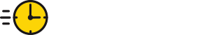 on time taxi logo